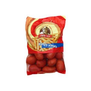 תפוח אדמה אדום קטנים לאפייה- מארז