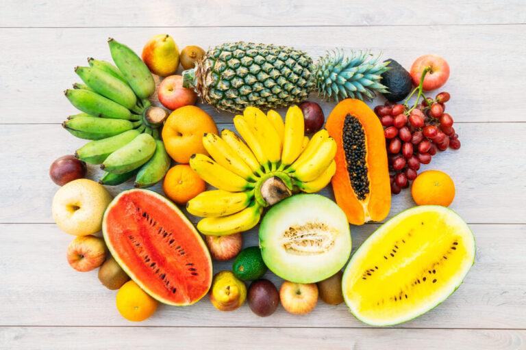פירות וירקות טריים