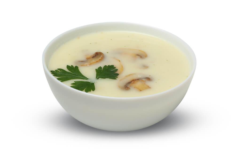 מרק פטריות